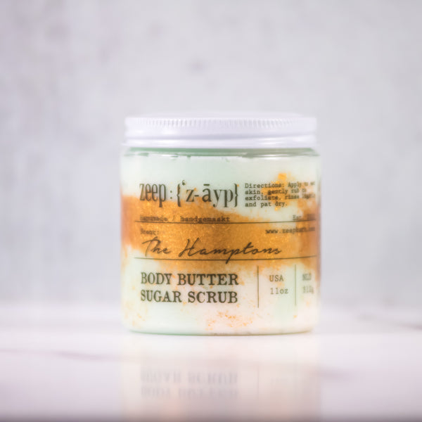 The Hamptons Body Butter Sugar Scrub | LIMITED