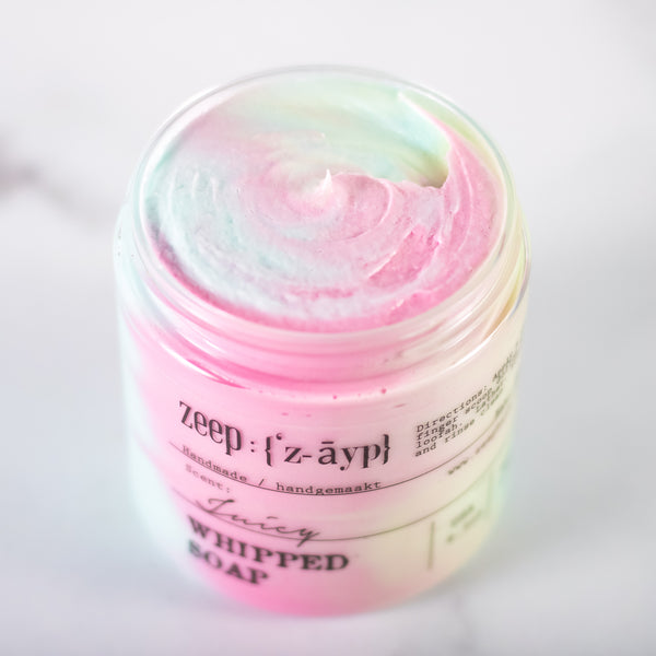 Juicy Whipped Soap | LIMITED