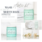 Body Care Starter Kit - Choose Your Scent
