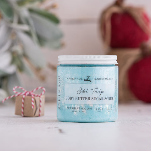 Ski Trip Body Butter Sugar Scrub