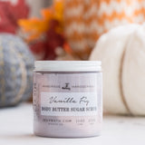 Vanilla Fig Body Butter Sugar Scrub