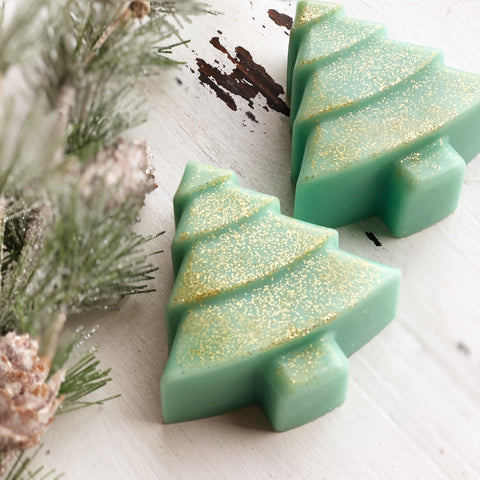 Christmas Tree wax melt - Zeep Bath