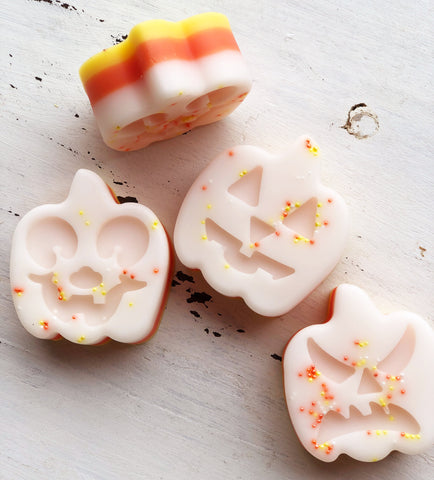 Candy Corn Buttercream Wax Melt