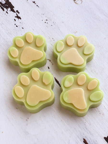Caramel Pear Claw Wax Melt | PUPPY PAWS! 50% to Animal Charity of the Month!