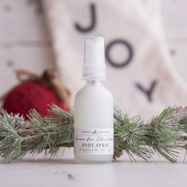 Home for Christmas Body Spray