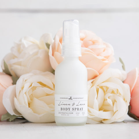 Linen & Lace Body Spray