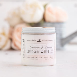 Linen & Lace Sugar Whip