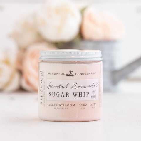 Santal Amandel Sugar Whip