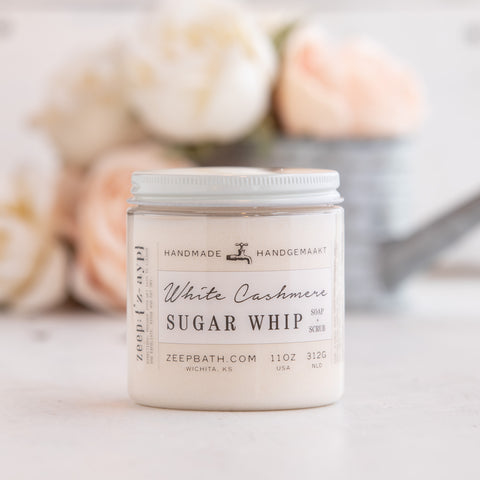 White Cashmere Sugar Whip