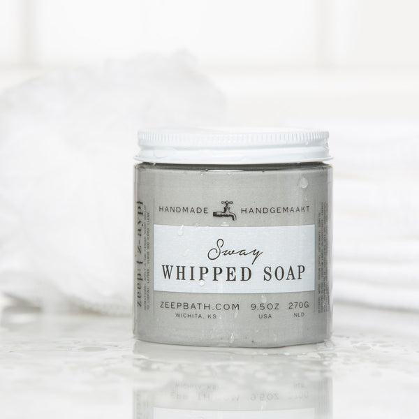 Sway Whipped Soap