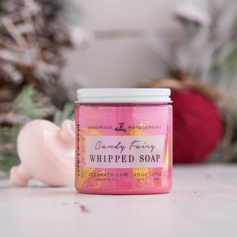 Candy Fairy Whipped Soap