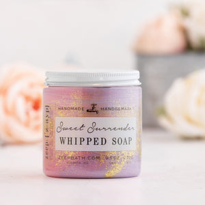 Sweet Surrender Whipped Soap