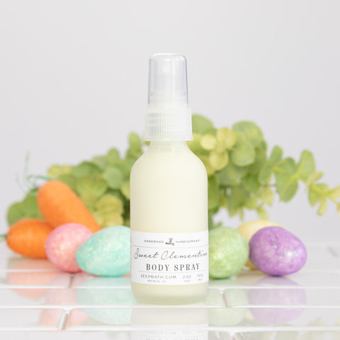 Sweet Clementine Body Spray