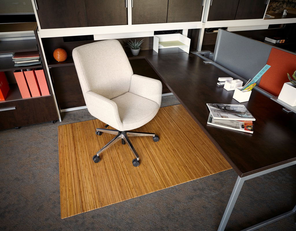 Choosing Bamboo Chair Mats The Best Way