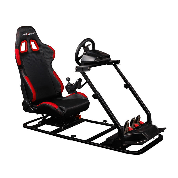 Dxracer racing cockpit simulator pc gaming ps combo 200 for Chaise gamer pc