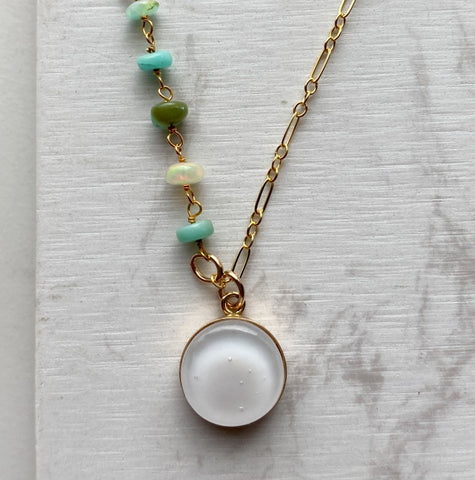 Ella Opal Necklace