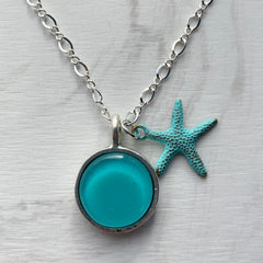 Corfu Starfish Necklace