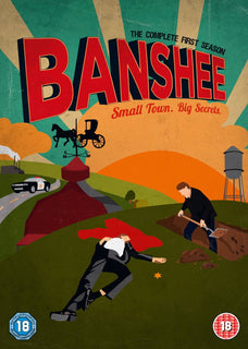 Banshee - HBO Season 1 [DVD] [2013]