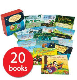 Usborne Picture Book 20 Books Collection