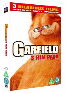 Garfield 3 Films Collection [DVD]