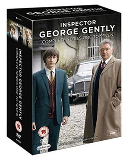 George Gently - Complete Series 1-7 [DVD]