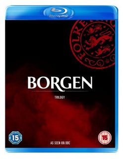 Borgen Trilogy [Blu-ray]