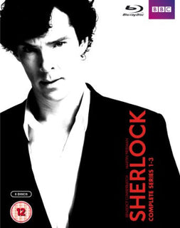 Sherlock - Series 1-3 [Blu-ray]