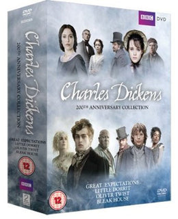 Charles Dickens : 200th Anniversary Collection [DVD]