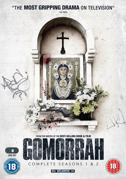 Gomorrah Complete Seasons 1 & 2 [DVD]