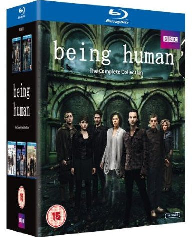 Being Human - Series 1-5 Boxset [Blu-ray]