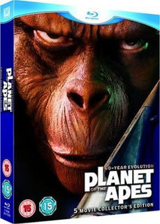 Planet of the Apes: 5-Movie Collector's Edition [Blu-ray]