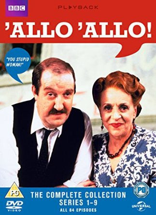 Allo 'Allo - The Complete Collection [DVD]