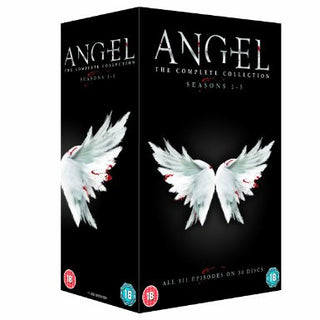 Angel - Complete Season 1-5 [DVD]