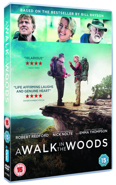 A Walk In The Woods [DVD]