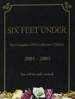 Six Feet Under - Complete HBO Seasos 1-5 Collector's Edition (24 Disc Box Set) [DVD]