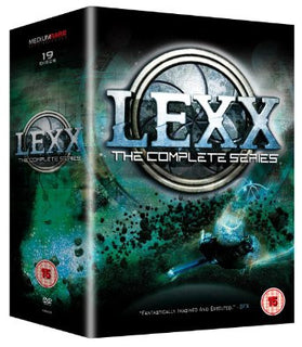 Lexx - The Complete Series [DVD]