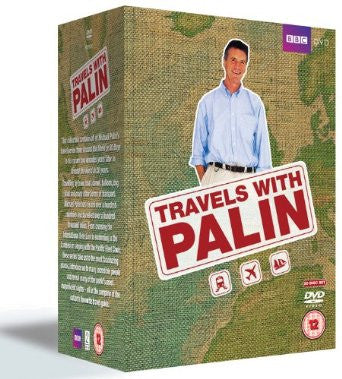 Travels with Palin [DVD]