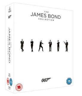 James Bond - 23 Film Collection [Blu-ray]