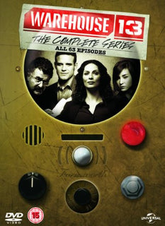 Warehouse 13 - The Complete Series [DVD]