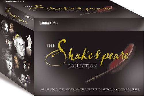 The Shakespeare Collection [DVD]
