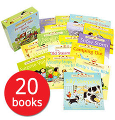 Farmyard Tales 20 Books Collection