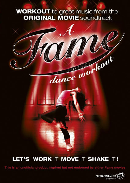 A Fame Dance Workout [DVD]