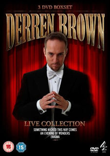 Derren Brown Live Collection [DVD]