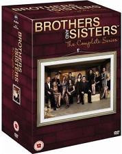 Brothers And Sisters - Season 1-5 [DVD]