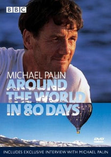 Michael Palin - Around the World in 80 Days [DVD]