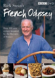 Rick Stein's French Odyssey : Complete BBC Series [DVD]