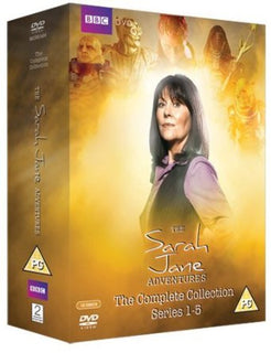 The Sarah Jane Adventures: The Complete Collection Series 1-5 [DVD]