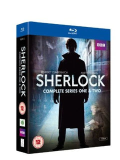 Sherlock - Series 1-2 [Blu-ray]