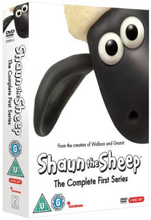 Shaun the Sheep - Complete Series 1 [DVD]