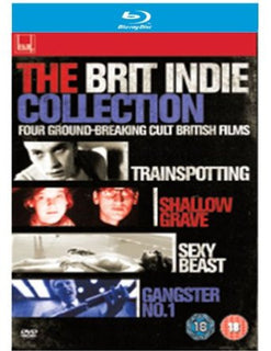The Brit Indie Collection (4-pack) [Blu-ray]